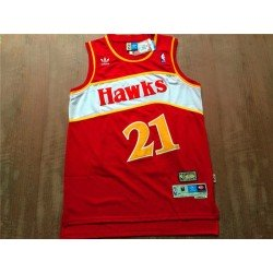 Camiseta Wilkins 21 harwood