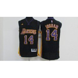 Camiseta Ingram 14 negra Angeles Lakers