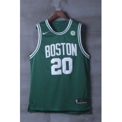 Camiseta Hayward 20 verde Boston Celtics