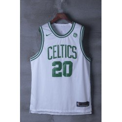 Camiseta Hayward 20 blanca Boston Celtics 2018