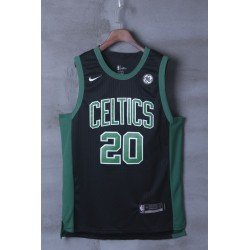 Camiseta Hayward 20 negra Boston Celtics 2018