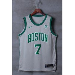 Camiseta Brown 7 gris Boston Celtics