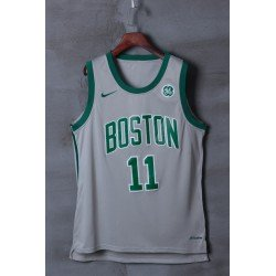 Camiseta Irving 11 gris Boston Celtics 2018