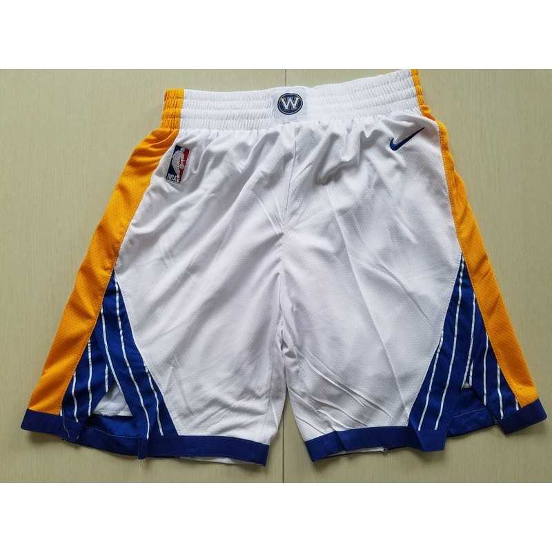 Pantalon Golden State Warriors blanco