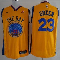 Camiseta Thompson 11 the bay Golden State Warriors