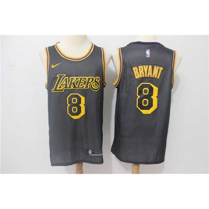 Camiseta 2018 Bryant 24 b Angeles Lakers