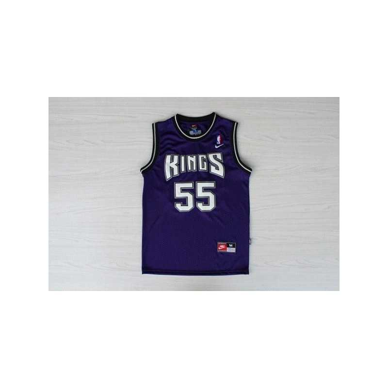 Camiseta Jason Williams 55 morada Sacramento King