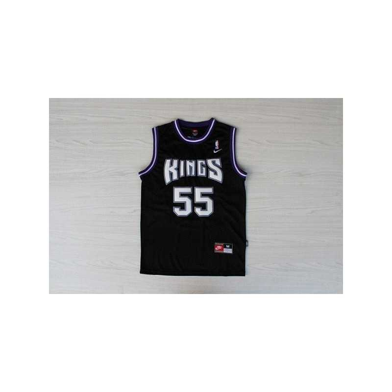 Camiseta Jason Williams 55 blanca Sacramento King
