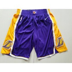 Pantalon 2018 Angeles Lakers amarillo