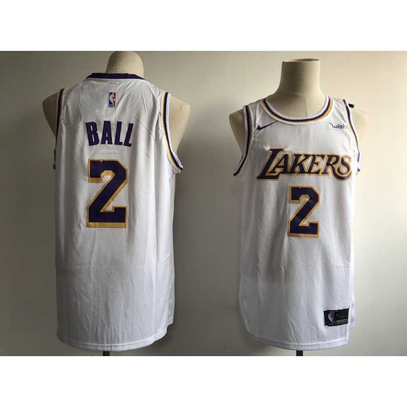 Camiseta Kobe Bryant 24 blanca Angeles Lakers