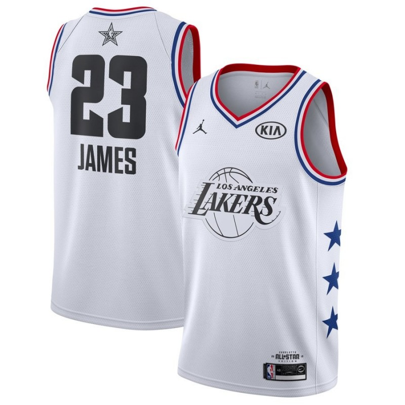 Camiseta Allstar Curry 30 blanca 2019