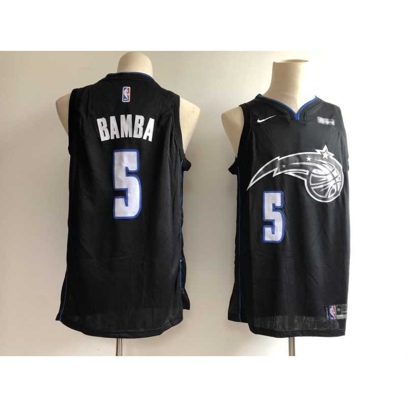 Camiseta 2018 Bamba 5 azul Orlando Magic