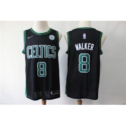 Camiseta Walker 8 negra Boston Celtics 2019