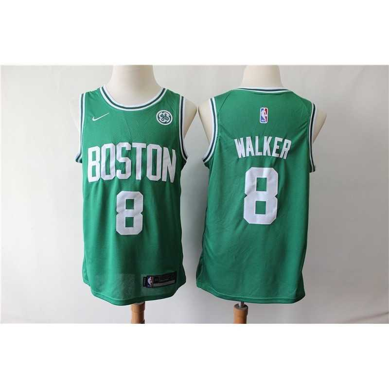 Camiseta Walker 8 blanca Boston Celtics 2019
