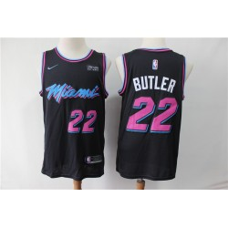 Camiseta Butler 22 blanca Miami Heat city