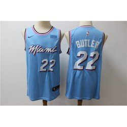 Camiseta Butler 22 rosa Miami Heat city