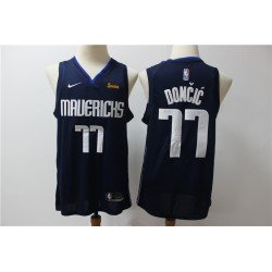 Camiseta nba Dallas Mavericks Doncic 77 World