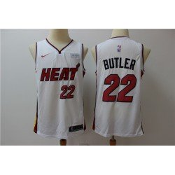 Camiseta Butler 22 Roja Miami Heat city 2019