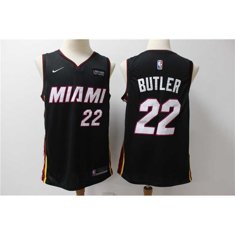 Camiseta Butler 22 blanca Miami Heat city 2019