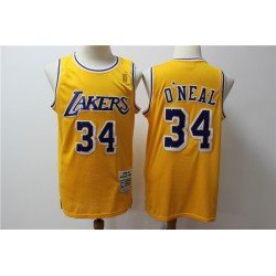 Camiseta Abdul 33 retro Angeles Lakers
