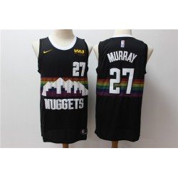 Camiseta Murray 27 blanca Denver Nuggets