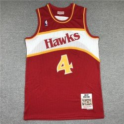 Camiseta Wilkins 21 harwood Atlanta Hawks