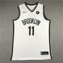 Camiseta Nets Brooklyn Irving 11 blanca b año 2021