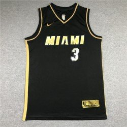 Camiseta Wade 3 azul Miami Heat city