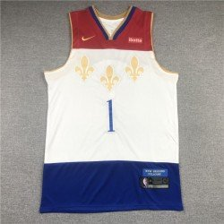 Camiseta NBA Williamson 1 new orleans pelicans r